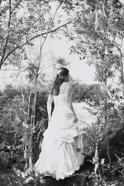Organic Garden Bridal Whitney13