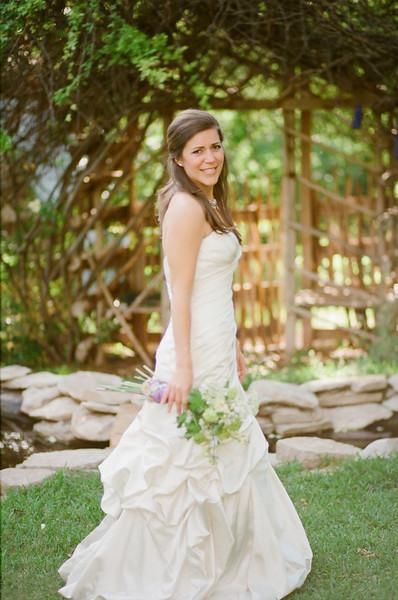 Organic Garden Bridal Film Whitney67