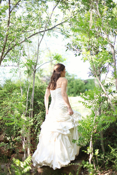Organic Garden Bridal Whitney14
