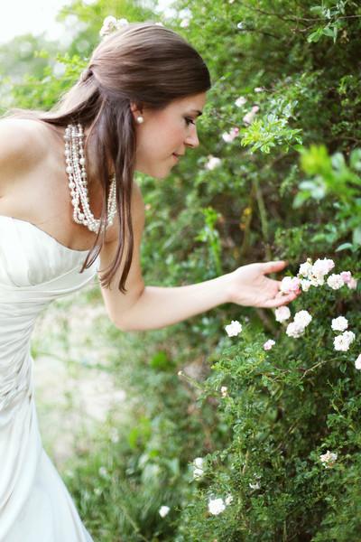 Organic Garden Bridal Whitney46