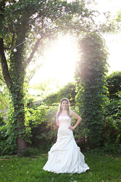 Organic Garden Bridal Whitney27