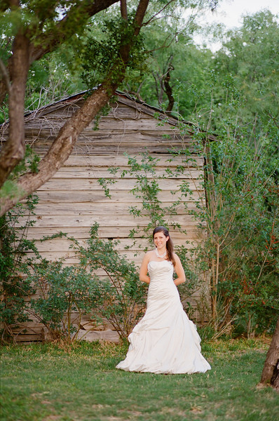 Organic Garden Bridal Film Whitney56