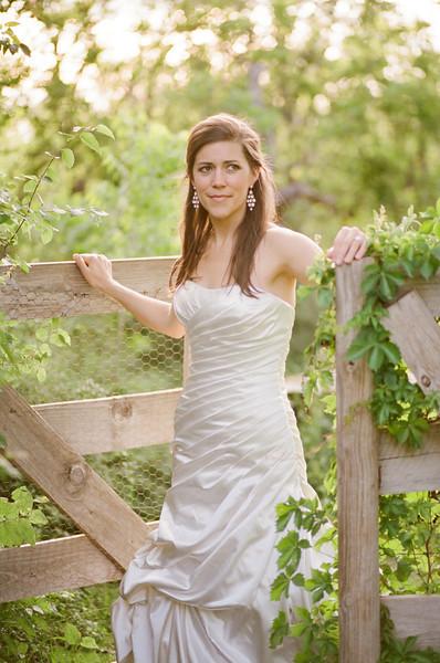Organic Garden Bridal Film Whitney64