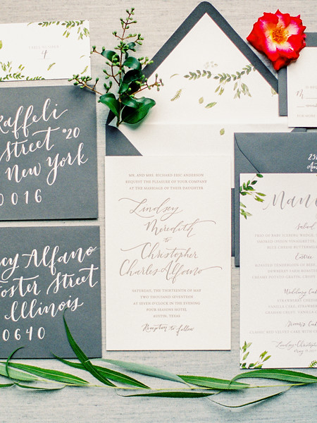 Jen Krause Calligraphy & Design