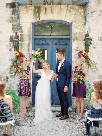 Amélie & Theo Styled Wedding (Jenny & Dylan)