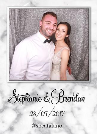 Stephanie & Brendan