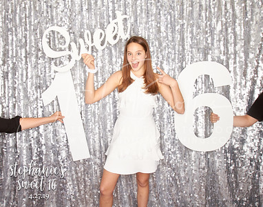 Stephanie's Sweet 16