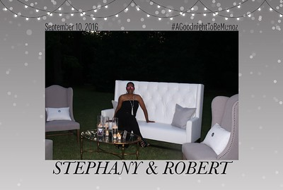 Stephany and Robert