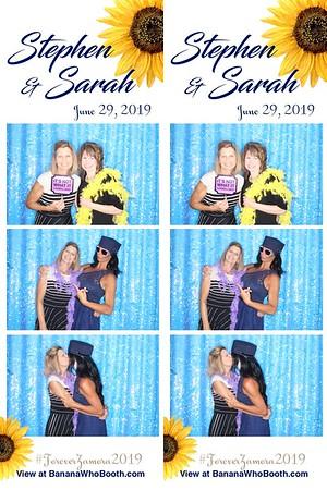 Stephen & Sarah   6.29.19