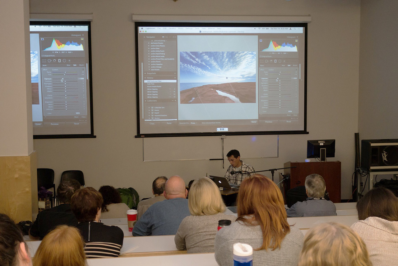 Professional Photographers of Canada Inspired Vision Conference