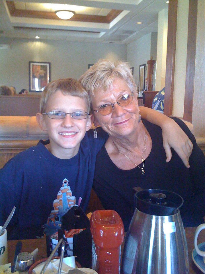 Bobby and Nanny