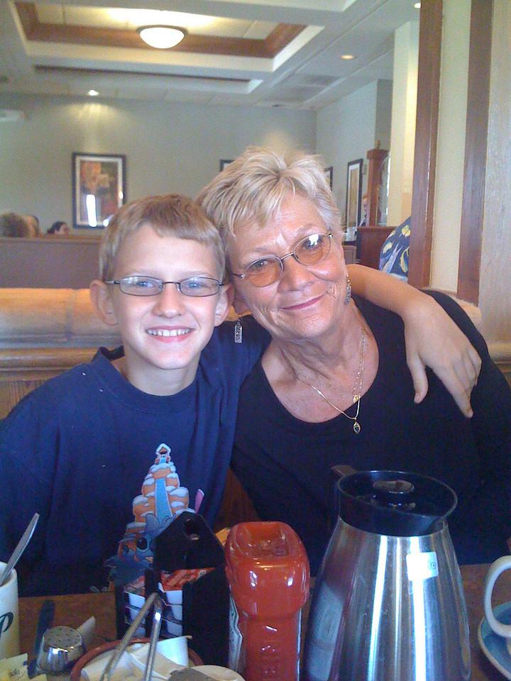 Bobby and Nanny