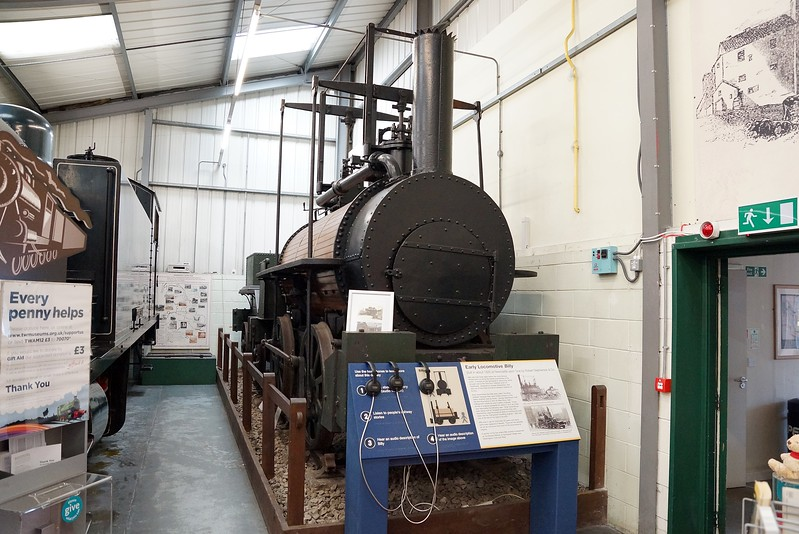 ST A4 'Billy' RS 0-4-0 25,09,2016