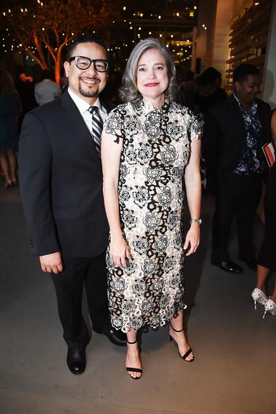 Mike Johnson and Mimi Copp Johnson