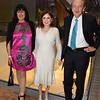 Jane Goldblum, Leslie Silver and Joseph Silver