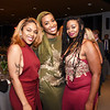 Lotanya Smalley, Erinn Corbett-Wright and Dominique Goss at Steppingstone Unplugged: 20th Anniversary Celebration and Fundraiser.