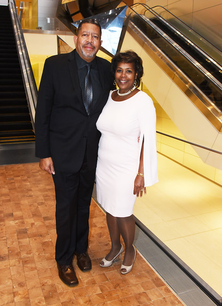 Duane and Tumara Glover at Steppingstone Unplugged: 20th Anniversary Celebration and Fundraiser.