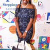 Michelle Thomas at the Steppingstone Unplugged: 20th Anniversary Celebration and Fundraiser.