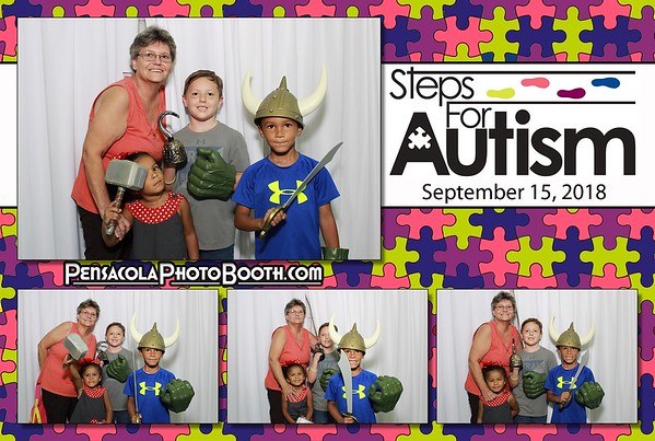 Steps for Autism 9-15-2018