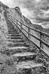 Shepherd's Steps at the Giant's Causeway