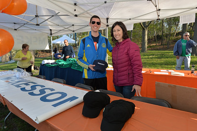Boston Steps for Life Run & Walk 5K a Success