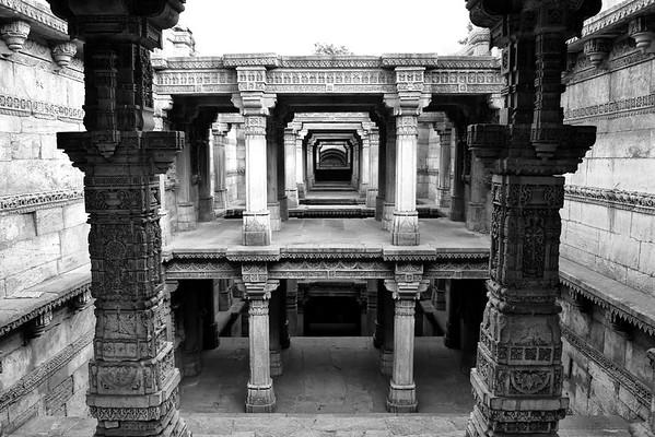 Adalaj Vav, Gujarat, India