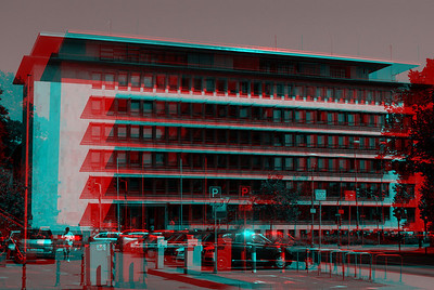Anaglyph Photograps