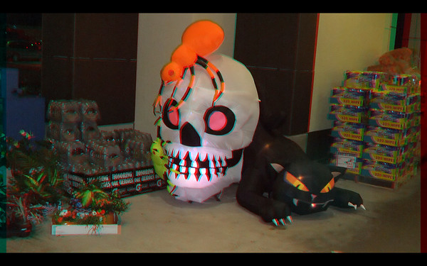 Halloween in Anaglyph Stereo Backup