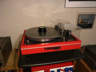 Quad 44 AP Mod, Quad 306 and Thorens TD-165 Special System - Timothy