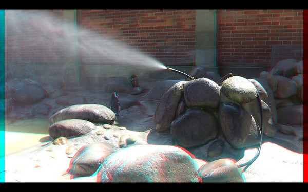 The Stuttgart Zoo in Anaglyph Stereo