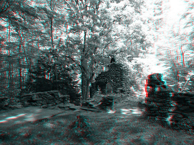 Madam Sherri Castle Ruins 3D I