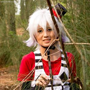 Koori Tsuki as Nai from Karneval