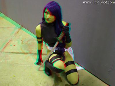 Jenni Hashimoto as Psylocke