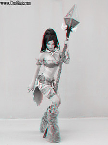 Ladee Danger as Nidalee from League of Legends. DragonCon 2013