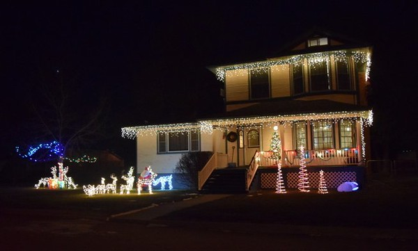 312 N. Custer Ave., Fleming. Twinkle Tour 2016