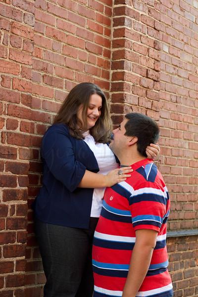 Sterling and Tasha Engagement