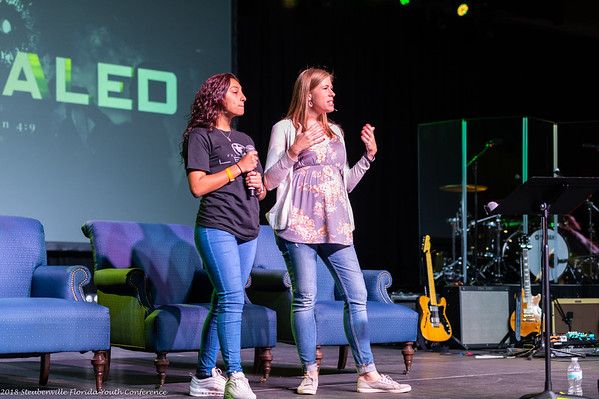 2018 Steubenville Florida Youth Conference