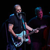 Steve Earle live at Fillmore Detroit on 9-21-2017. Photo credit: Ken Settle