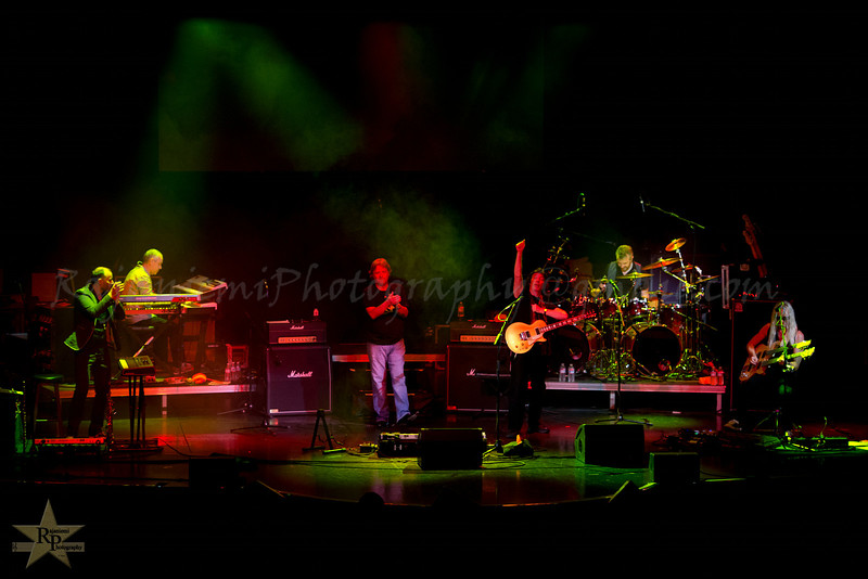 John Wetton with Genesis Revisited