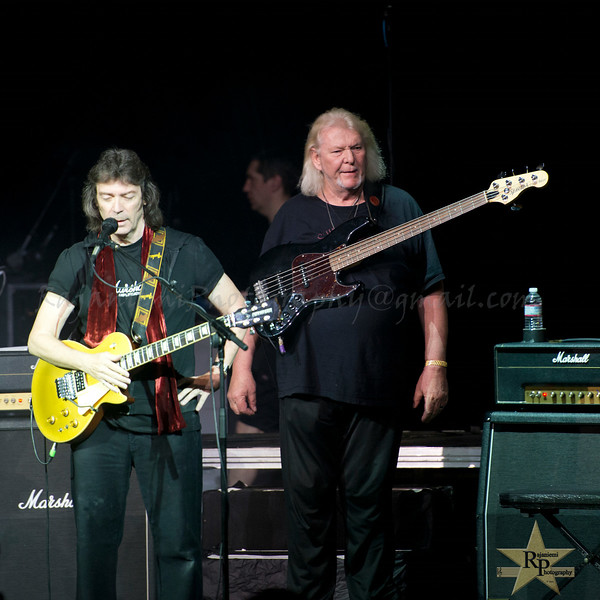 Chris Squire with Genesis Revisited