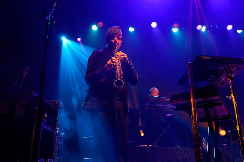 Steve Hackett live at Royal Oak Music Theatre on 3-1-17