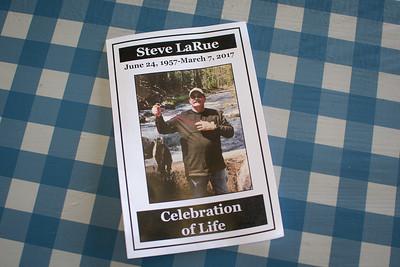 Steve LaRue Memorial