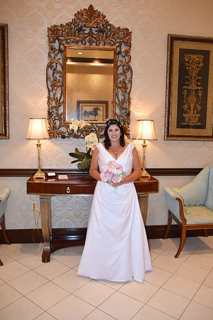 Beautiful Intimate wedding at the Palmetto Club at  FishHawk Ranch