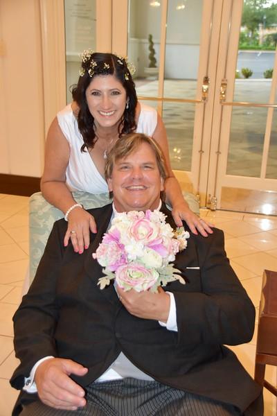 Beautiful Intimate wedding at the Palmetto Club at  FishHawk Ranch