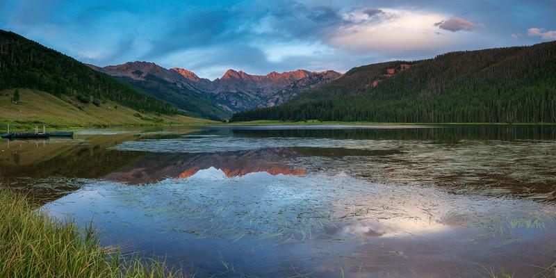 Piney Lake Sunset