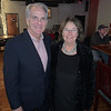 Greater Lowell Community Foundation President/CEO Jay Linnehan and his wife of Lowell