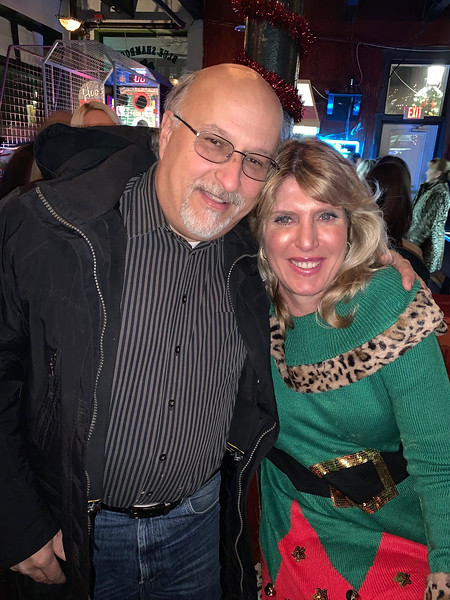 Greg Pappas of Dracut and Elaine Zouzas Thibault of Chelmsford