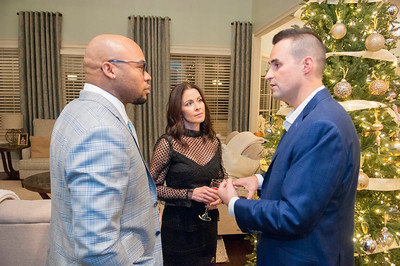 An Evening Off The Field Benefiting the Steve Smith Family Foundation @ The Residence of David & Jessica Hoffamn 12-8-17 by Jon Strayhorn