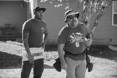 Steve Smith Family Foundation Habitat For Humanity Build Concord 10-24-17 by Jon Strayhorn