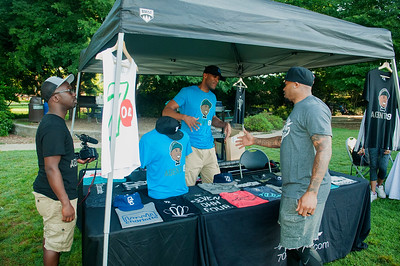 Steve Smith Family Foundation - LACE UP SON FAMILY 5K @ Stumptown Park 5-29-17 by Jon Strayhorn